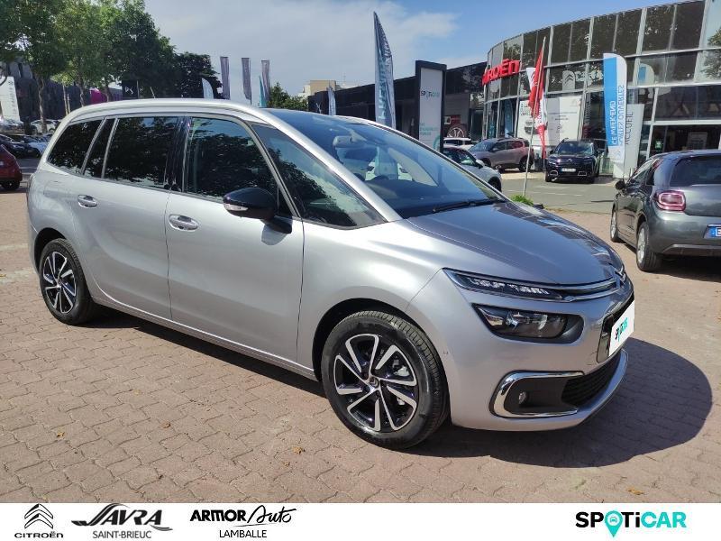 Photo 3 de l'offre de CITROEN Grand C4 SpaceTourer BlueHDi 130ch S&S Shine Pack EAT8 E6.d à 31990€ chez Citroën SAVRA