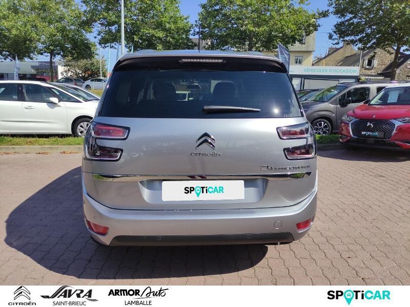Photo 5 de l'offre de CITROEN Grand C4 SpaceTourer BlueHDi 130ch S&S Shine Pack EAT8 E6.d à 31990€ chez Citroën SAVRA
