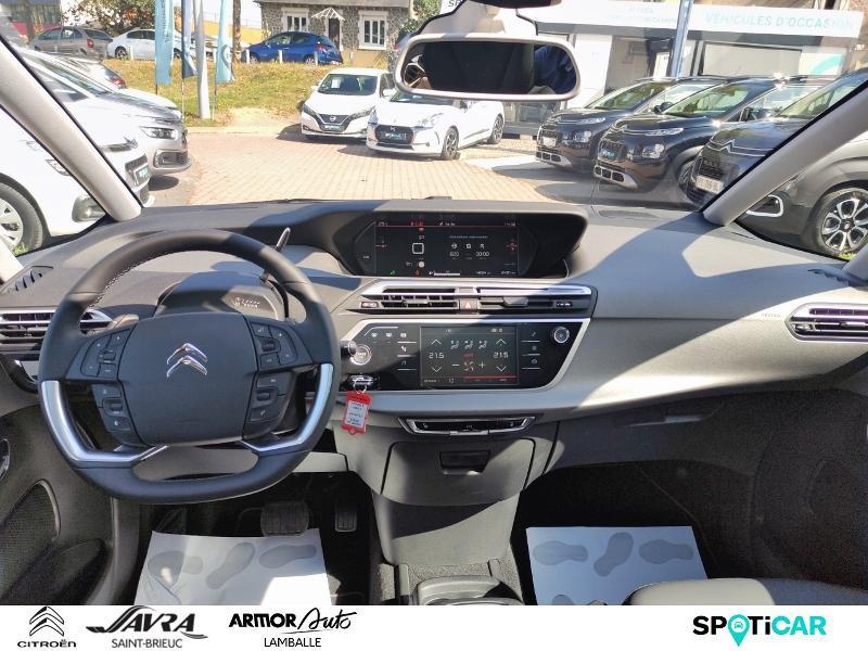 Photo 8 de l'offre de CITROEN Grand C4 SpaceTourer BlueHDi 130ch S&S Shine Pack EAT8 E6.d à 31990€ chez Citroën SAVRA
