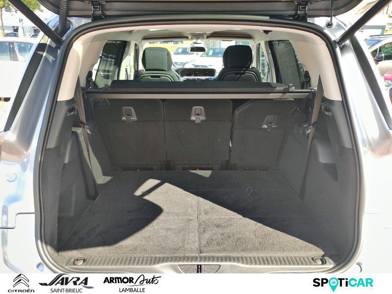 Photo 6 de l'offre de CITROEN Grand C4 SpaceTourer BlueHDi 130ch S&S Shine Pack EAT8 E6.d à 31990€ chez Citroën SAVRA