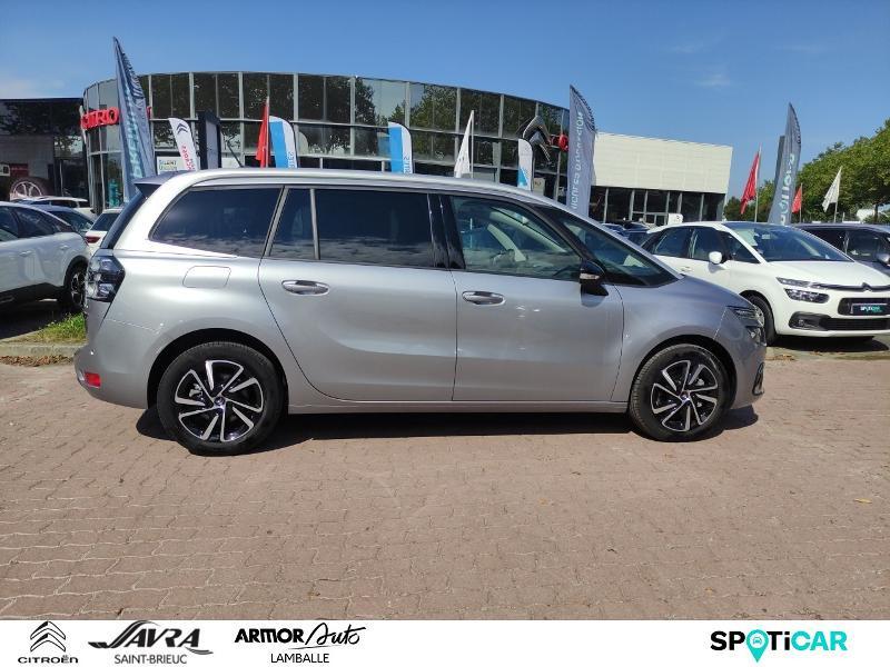 Photo 4 de l'offre de CITROEN Grand C4 SpaceTourer BlueHDi 130ch S&S Shine Pack EAT8 E6.d à 31990€ chez Citroën SAVRA