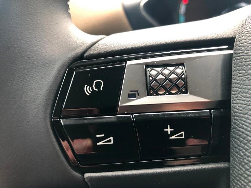 Photo 10 de l'offre de DS DS 3 Crossback E-Tense Grand Chic à 32990€ chez Citroën SAVRA
