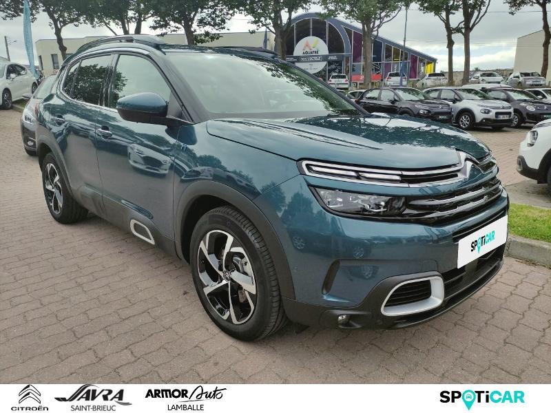 Photo 3 de l'offre de CITROEN C5 Aircross Hybrid 225ch Shine e-EAT8 à 38790€ chez Citroën SAVRA