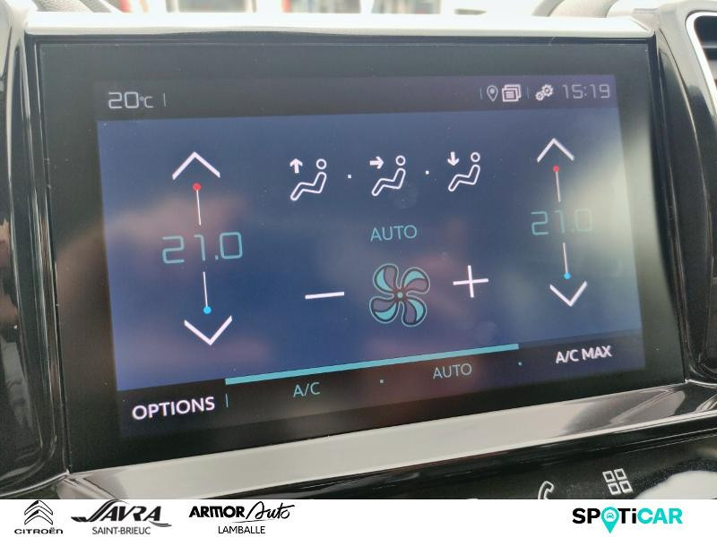 Photo 16 de l'offre de CITROEN C5 Aircross Hybrid 225ch Shine e-EAT8 à 38790€ chez Citroën SAVRA