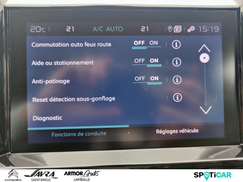 Photo 17 de l'offre de CITROEN C5 Aircross Hybrid 225ch Shine e-EAT8 à 38790€ chez Citroën SAVRA