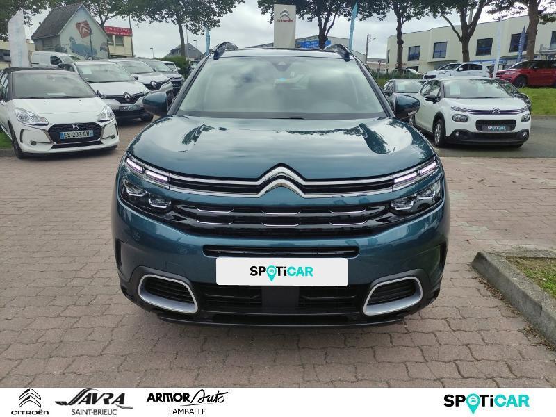 Photo 2 de l'offre de CITROEN C5 Aircross Hybrid 225ch Shine e-EAT8 à 38790€ chez Citroën SAVRA