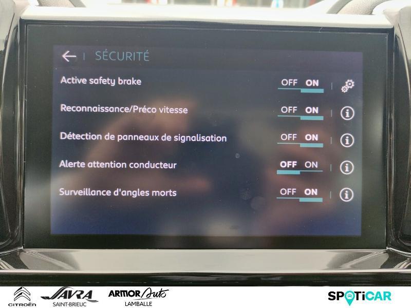 Photo 18 de l'offre de CITROEN C5 Aircross Hybrid 225ch Shine e-EAT8 à 38790€ chez Citroën SAVRA