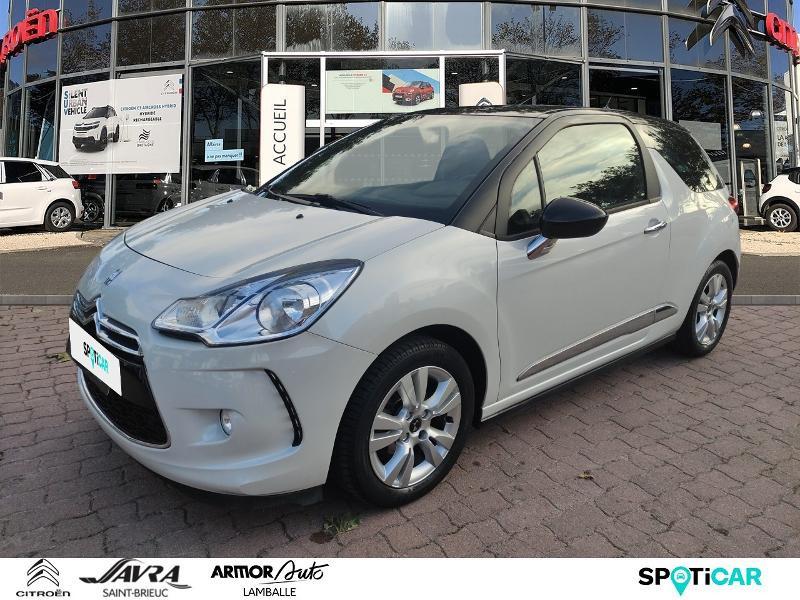 Photo 1 de l'offre de DS DS 3 PureTech 110ch Be Chic S&S à 12490€ chez Citroën SAVRA