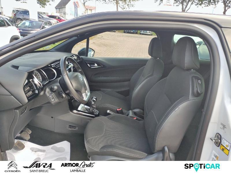 Photo 9 de l'offre de DS DS 3 PureTech 110ch Be Chic S&S à 12490€ chez Citroën SAVRA