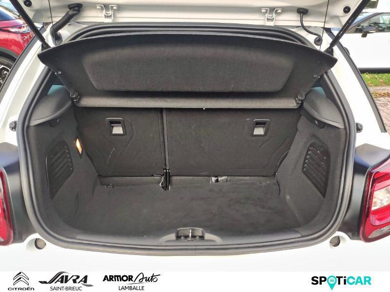 Photo 6 de l'offre de DS DS 3 PureTech 110ch Be Chic S&S à 12490€ chez Citroën SAVRA