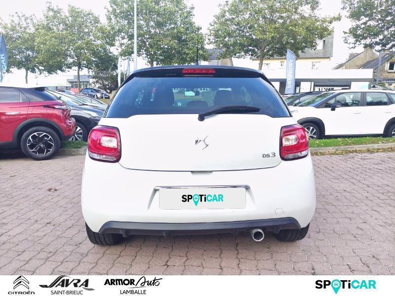 Photo 5 de l'offre de DS DS 3 PureTech 110ch Be Chic S&S à 12490€ chez Citroën SAVRA