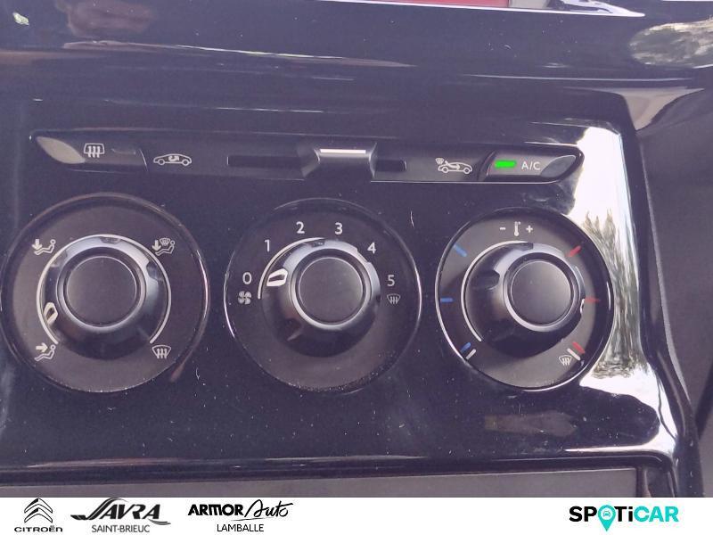 Photo 13 de l'offre de DS DS 3 PureTech 110ch Be Chic S&S à 12490€ chez Citroën SAVRA