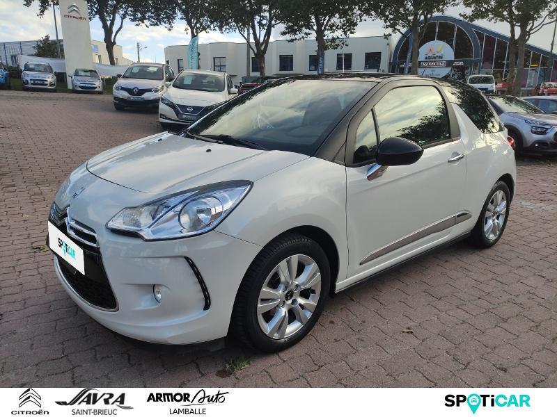 Photo 22 de l'offre de DS DS 3 PureTech 110ch Be Chic S&S à 12490€ chez Citroën SAVRA