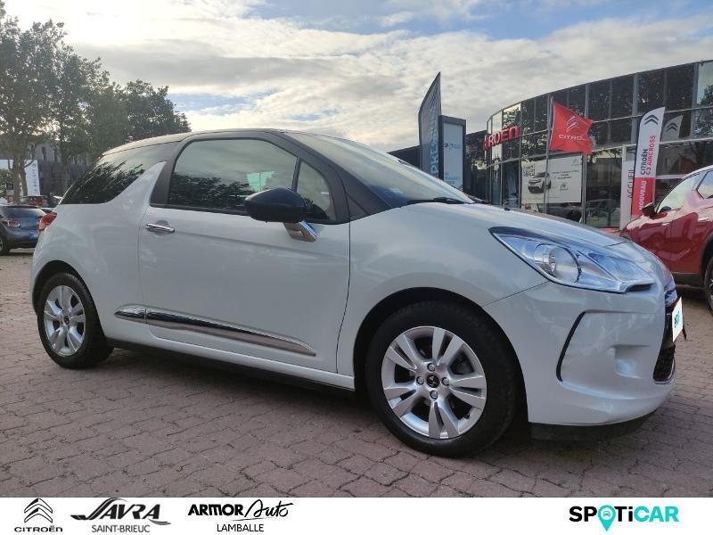 Photo 3 de l'offre de DS DS 3 PureTech 110ch Be Chic S&S à 12490€ chez Citroën SAVRA