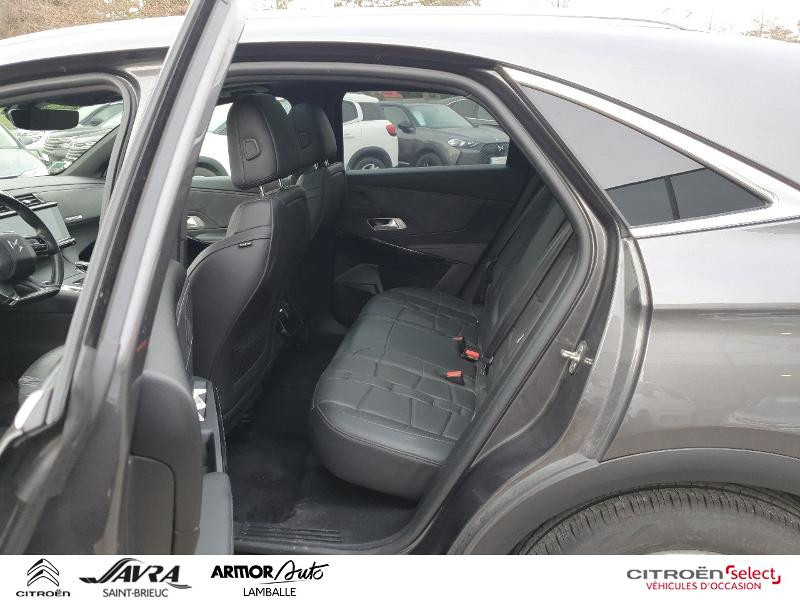 Photo 10 de l'offre de DS DS 7 Crossback BlueHDi 180ch Grand Chic Automatique 128g à 35990€ chez Citroen Saint-Brieuc Savra
