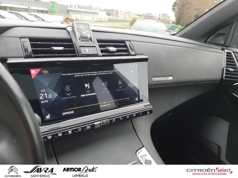Photo 19 de l'offre de DS DS 7 Crossback BlueHDi 180ch Grand Chic Automatique 128g à 35990€ chez Citroen Saint-Brieuc Savra
