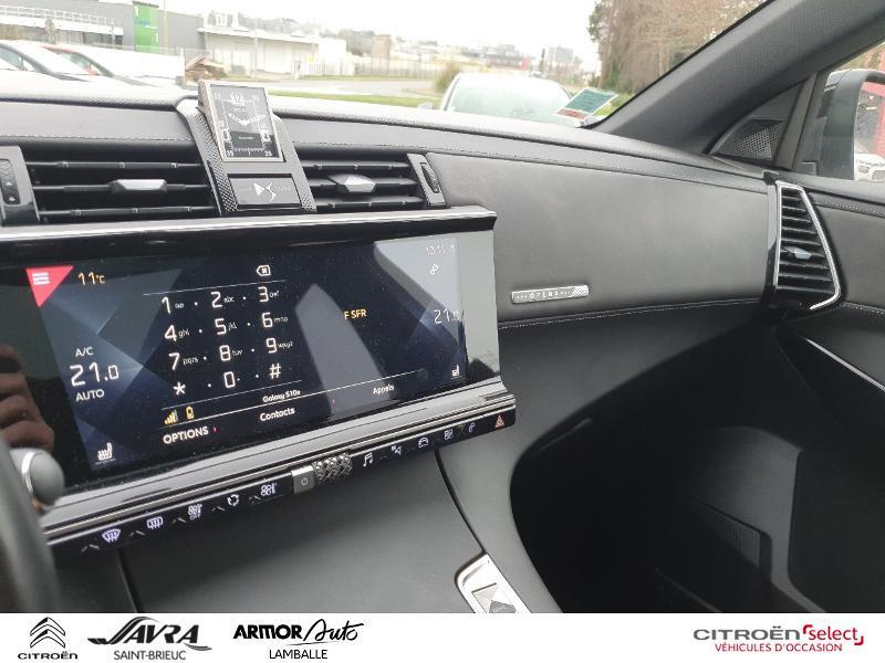 Photo 20 de l'offre de DS DS 7 Crossback BlueHDi 180ch Grand Chic Automatique 128g à 35990€ chez Citroen Saint-Brieuc Savra