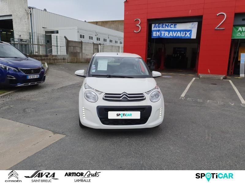 Photo 2 de l'offre de CITROEN C1 VTi 68 Feel 5p à 8990€ chez Citroën SAVRA