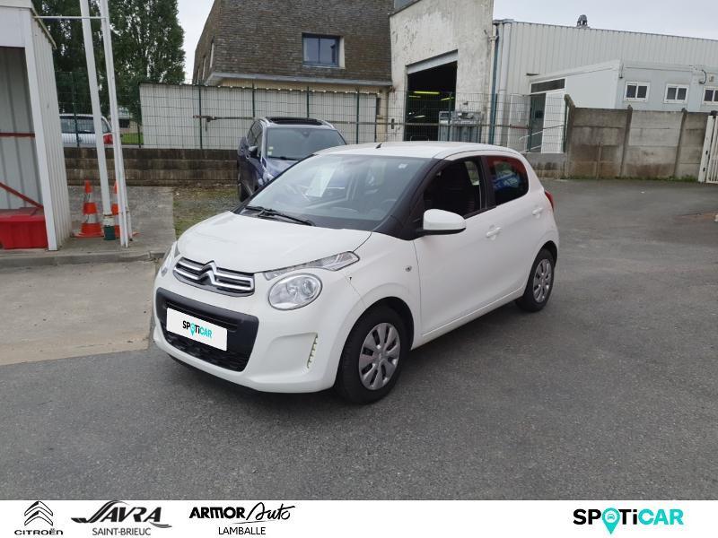 Photo 16 de l'offre de CITROEN C1 VTi 68 Feel 5p à 8990€ chez Citroën SAVRA