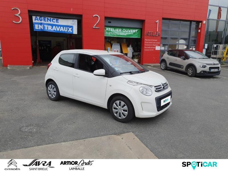 Photo 3 de l'offre de CITROEN C1 VTi 68 Feel 5p à 8990€ chez Citroën SAVRA
