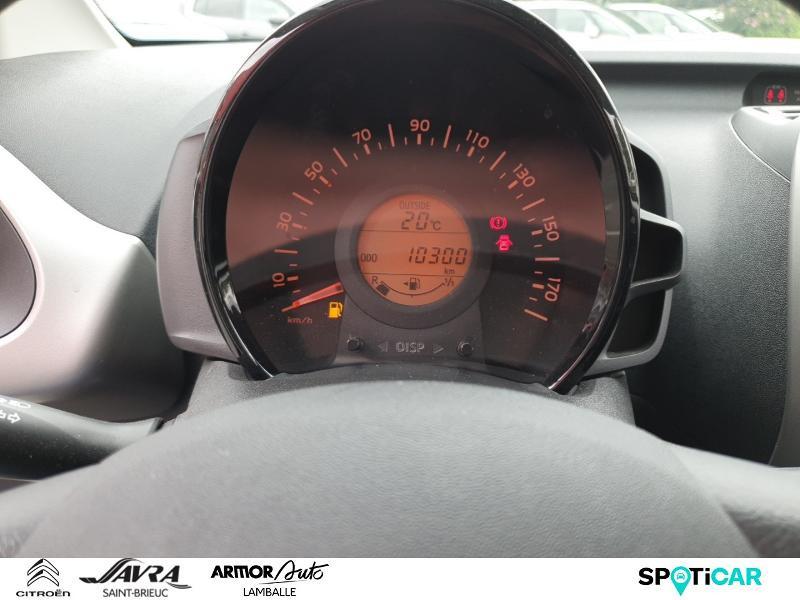Photo 14 de l'offre de CITROEN C1 VTi 68 Feel 5p à 8990€ chez Citroën SAVRA