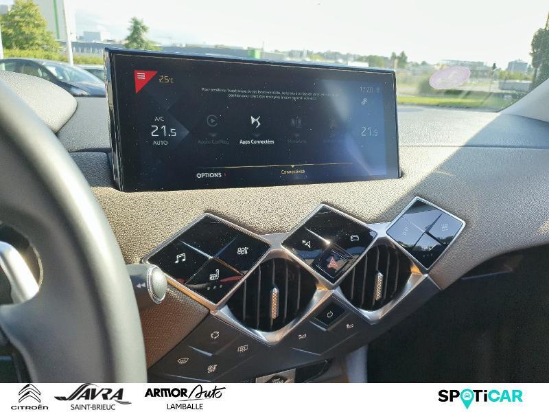 Photo 18 de l'offre de DS DS 3 Crossback PureTech 130ch Grand Chic Automatique 109g à 26990€ chez Citroën SAVRA