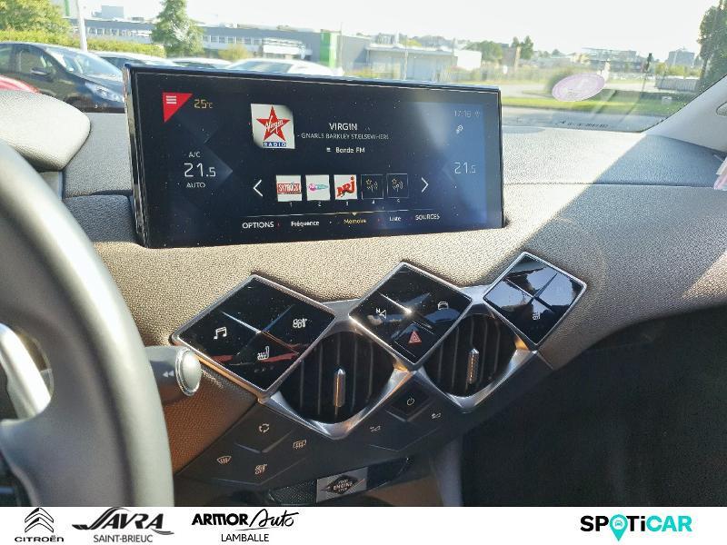 Photo 13 de l'offre de DS DS 3 Crossback PureTech 130ch Grand Chic Automatique 109g à 26990€ chez Citroën SAVRA