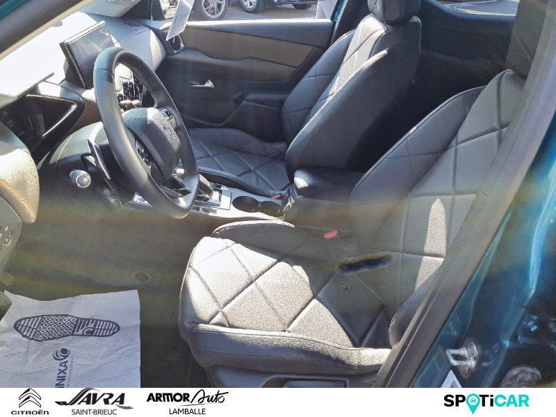 Photo 9 de l'offre de DS DS 3 Crossback PureTech 130ch Grand Chic Automatique 109g à 26990€ chez Citroën SAVRA