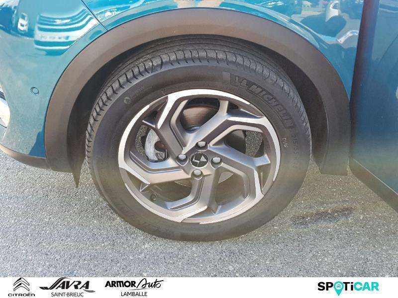 Photo 11 de l'offre de DS DS 3 Crossback PureTech 130ch Grand Chic Automatique 109g à 26990€ chez Citroën SAVRA