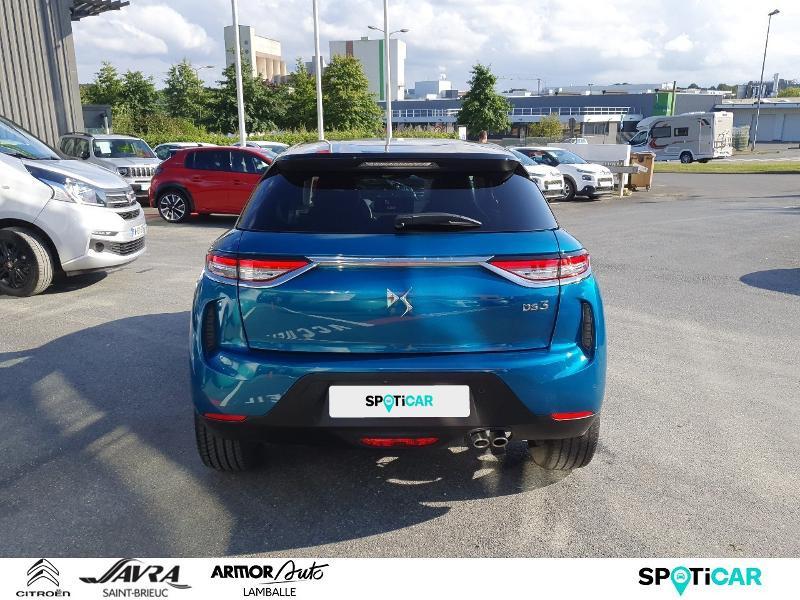 Photo 5 de l'offre de DS DS 3 Crossback PureTech 130ch Grand Chic Automatique 109g à 26990€ chez Citroën SAVRA