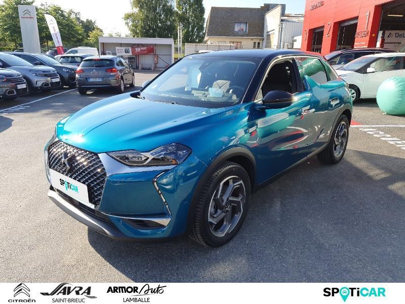 Photo 20 de l'offre de DS DS 3 Crossback PureTech 130ch Grand Chic Automatique 109g à 26990€ chez Citroën SAVRA