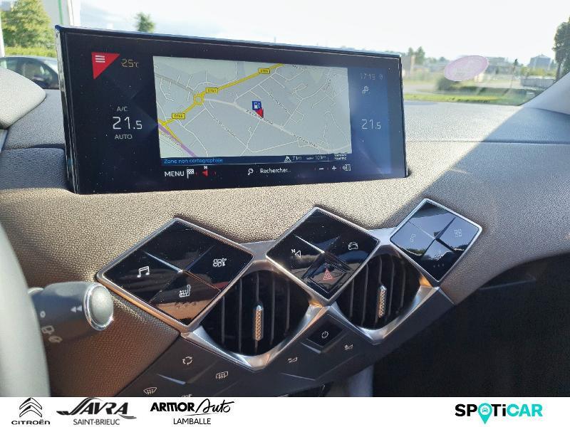 Photo 14 de l'offre de DS DS 3 Crossback PureTech 130ch Grand Chic Automatique 109g à 26990€ chez Citroën SAVRA