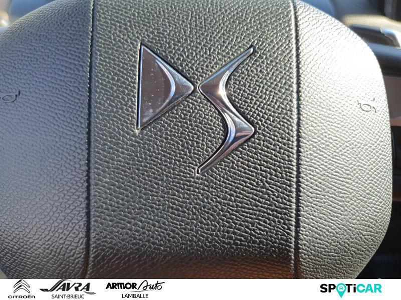 Photo 16 de l'offre de DS DS 3 Crossback PureTech 130ch Grand Chic Automatique 109g à 26990€ chez Citroën SAVRA