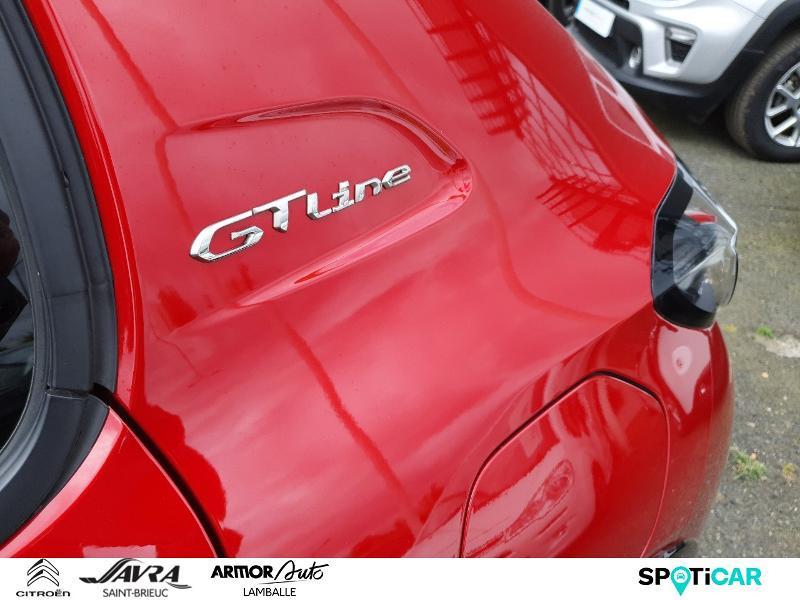 Photo 18 de l'offre de PEUGEOT 208 1.2 PureTech 130ch S&S GT Line EAT8 7cv à 22490€ chez Citroën SAVRA