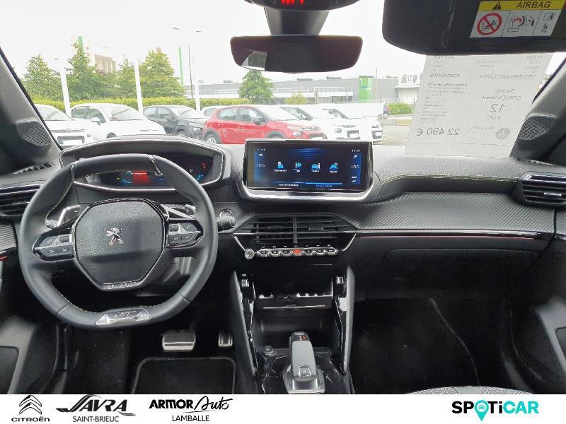Photo 8 de l'offre de PEUGEOT 208 1.2 PureTech 130ch S&S GT Line EAT8 7cv à 22490€ chez Citroën SAVRA
