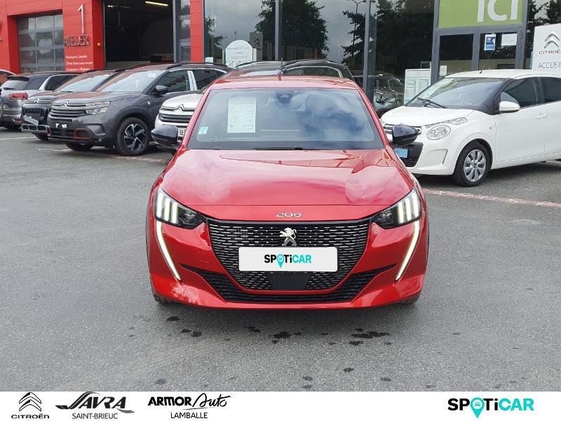 Photo 2 de l'offre de PEUGEOT 208 1.2 PureTech 130ch S&S GT Line EAT8 7cv à 22490€ chez Citroën SAVRA