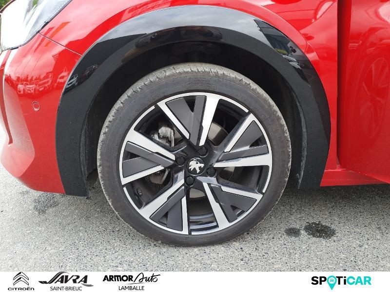 Photo 11 de l'offre de PEUGEOT 208 1.2 PureTech 130ch S&S GT Line EAT8 7cv à 22490€ chez Citroën SAVRA
