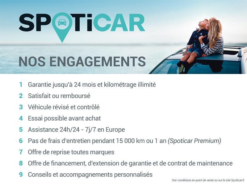 Photo 19 de l'offre de PEUGEOT 208 1.2 PureTech 130ch S&S GT Line EAT8 7cv à 22490€ chez Citroën SAVRA