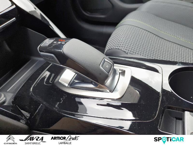 Photo 12 de l'offre de PEUGEOT 208 1.2 PureTech 130ch S&S GT Line EAT8 7cv à 22490€ chez Citroën SAVRA