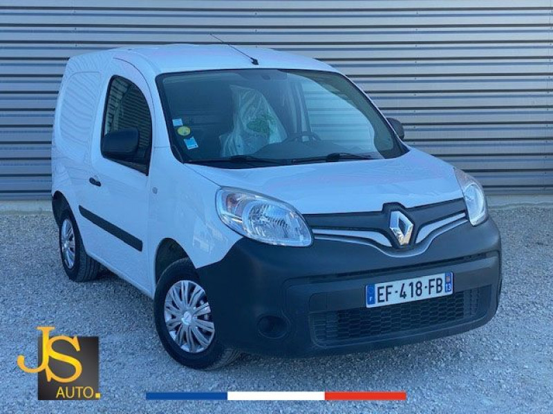 Renault KANGOO COMPACT DCI EXTRA R-LINK 80 450 KM Diesel BLANC Occasion à vendre