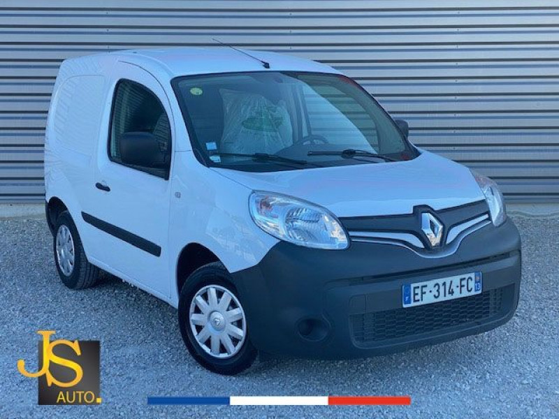 Renault KANGOO COMPACT DCI EXTRA R-LINK 73 450 KM Diesel BLANC Occasion à vendre