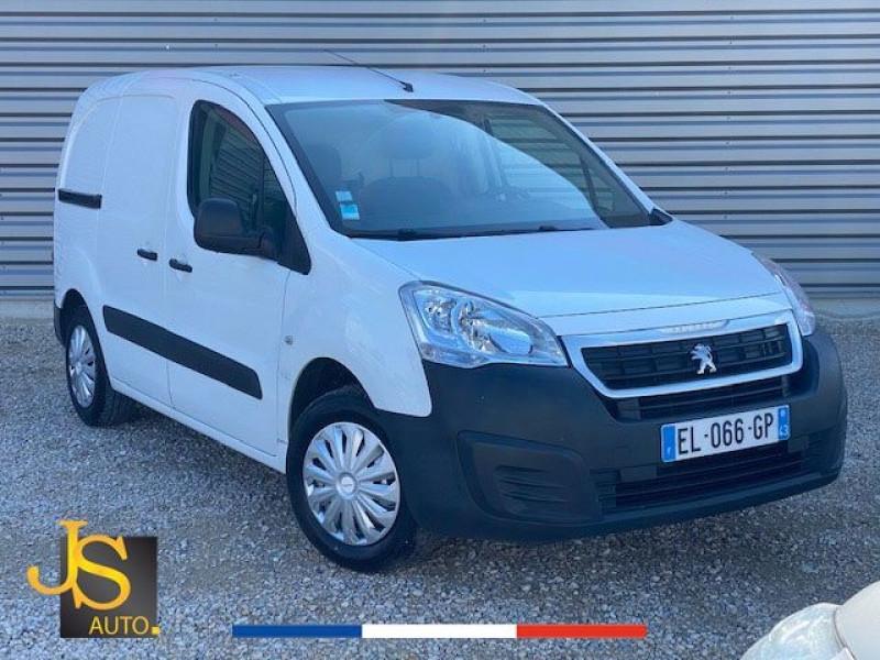 Peugeot PARTNER BLUEHDI 100 GARANTIE CONSTRUCTEUR Diesel BLANC Occasion à vendre