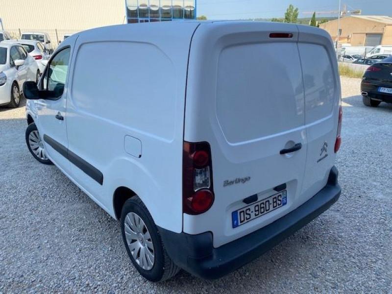 Photo 3 de l'offre de CITROEN BERLINGO HDI 75 GARANTIE CONSTRUCTEUR GPS à 7490€ chez JS Auto