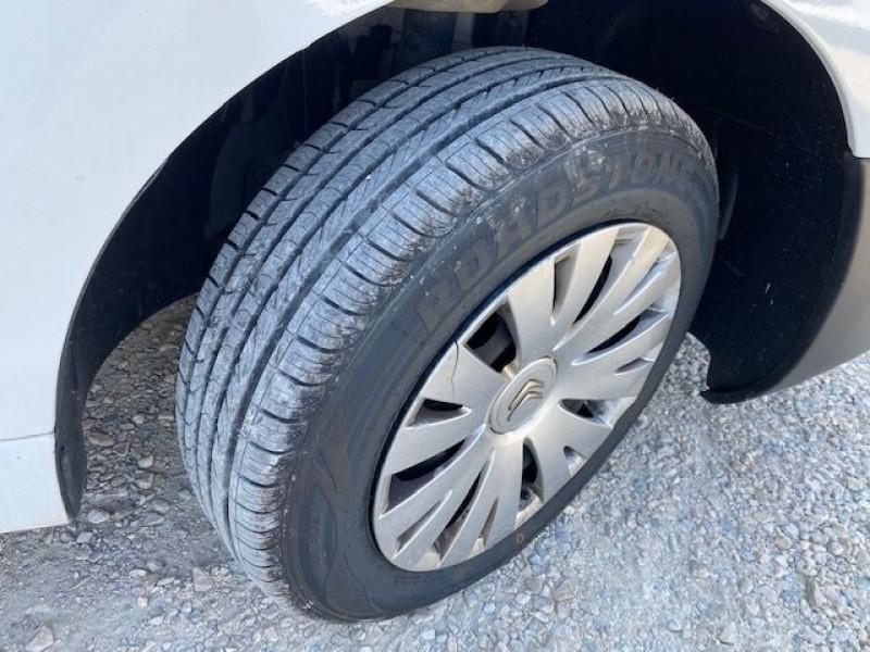 Photo 9 de l'offre de CITROEN BERLINGO HDI 75 GARANTIE CONSTRUCTEUR GPS à 7490€ chez JS Auto