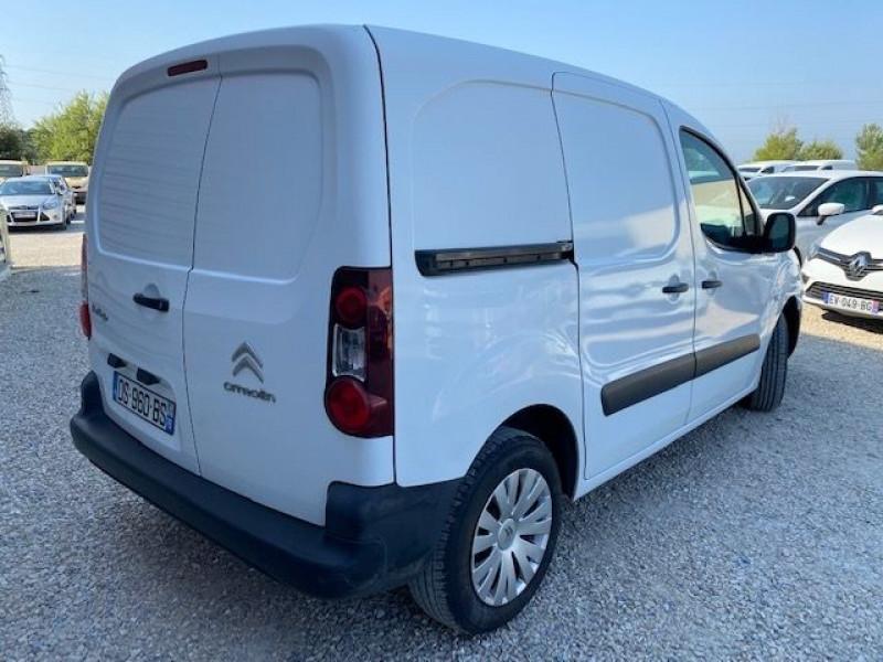 Photo 4 de l'offre de CITROEN BERLINGO HDI 75 GARANTIE CONSTRUCTEUR GPS à 7490€ chez JS Auto