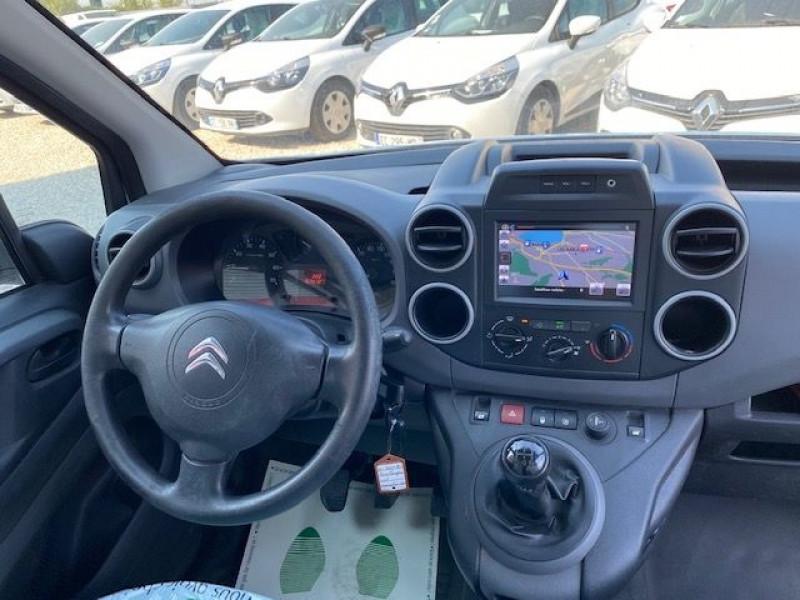 Photo 7 de l'offre de CITROEN BERLINGO HDI 75 GARANTIE CONSTRUCTEUR GPS à 7490€ chez JS Auto