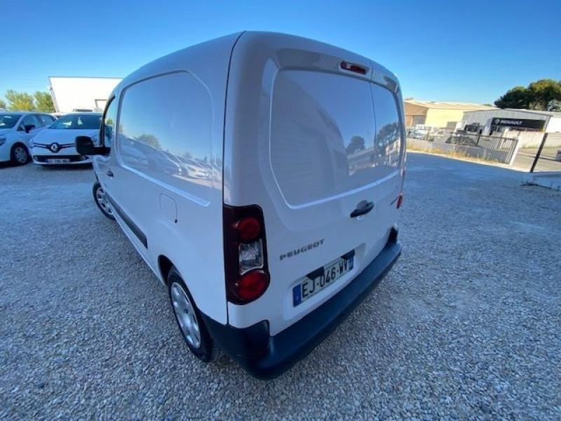 Photo 3 de l'offre de PEUGEOT PARTNER BLUEHDI 100 GARANTIE CONSTRUCTEUR GPS à 9990€ chez JS Auto