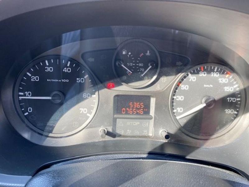 Photo 8 de l'offre de PEUGEOT PARTNER 100 GARANTIE CONSTRUCTEUR CAMERA GPS à 11990€ chez JS Auto