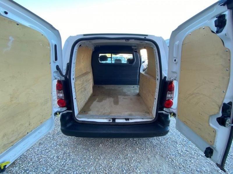 Photo 10 de l'offre de PEUGEOT PARTNER BLUEHDI 100 GARANTIE CONSTRUCTEUR GPS à 9990€ chez JS Auto