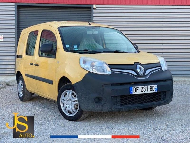 Renault KANGOO II DCI 75 CH PRO+ 91 150 KM VITRÉ 2014 Diesel JAUNE Occasion à vendre